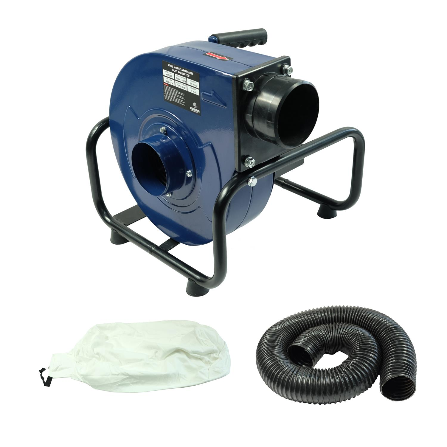 DC450 Portable Dust Collector